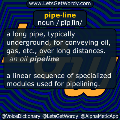 pipe·line 10/31/2016 GFX Definition