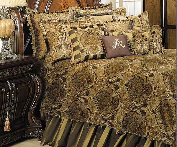 Luxury Bedding Sets | Modern World Decorating Ideas