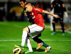 D'Alessandro contra o América-MG (Foto: Alexandre Lops / Inter, DVG)