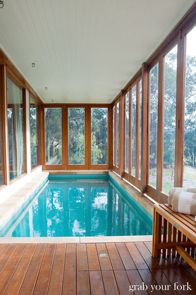 wolgan valley private swimming pool