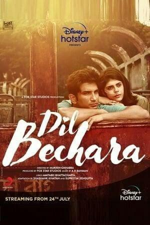 Dil Bechara (2020) 480p 720p 1080p Web-DL Hindi Full Movie