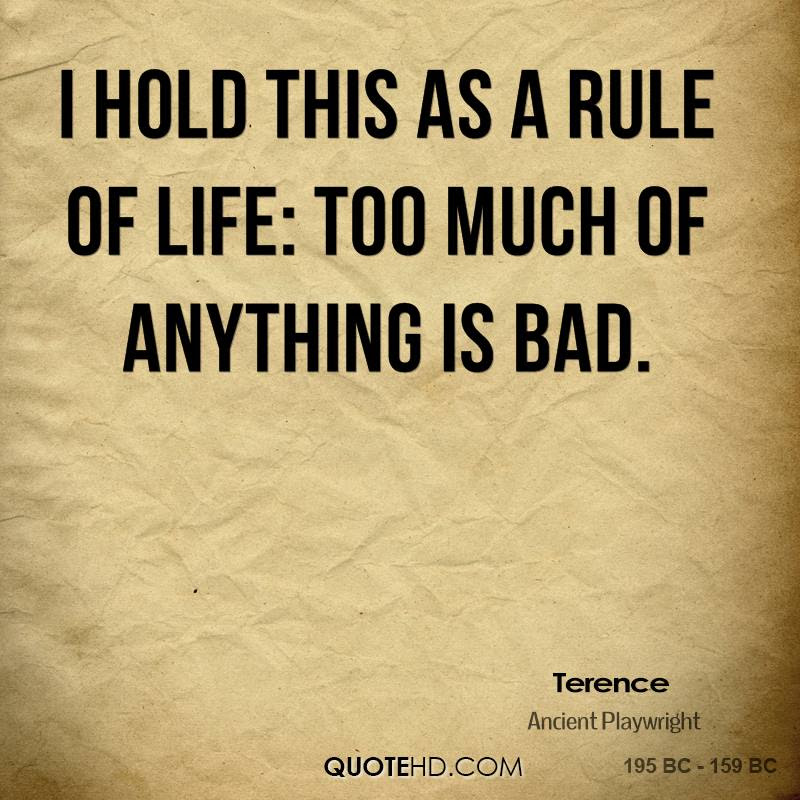 Terence Quotes Quotehd