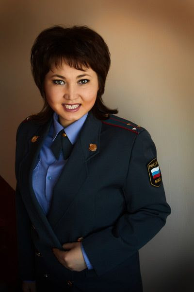 Russian police mistresses from Belarus 22