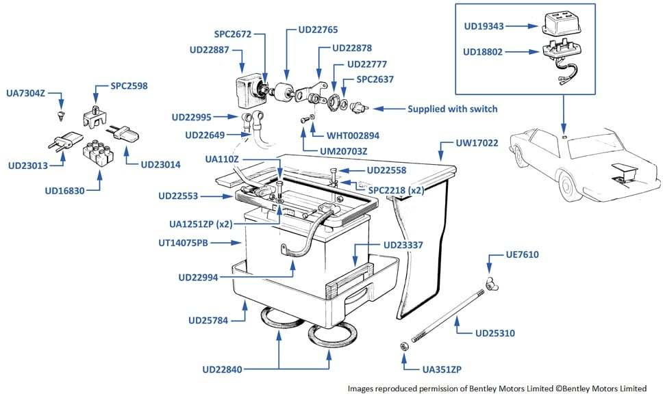 Roll Royce Wiring Diagram