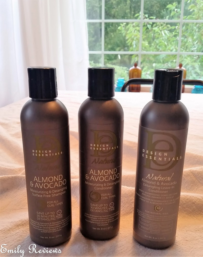 Design Essentials Natural Hair Care Products Review Giveaway Us