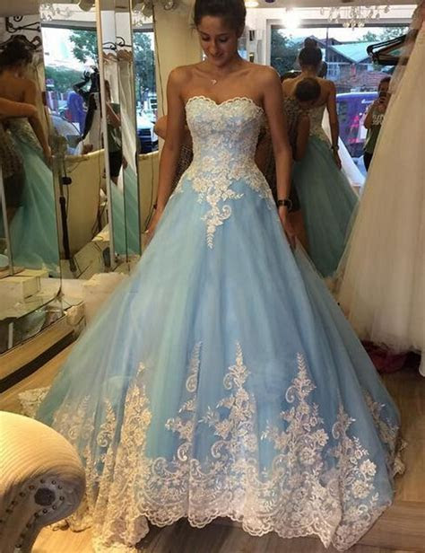 Online Get Cheap Light Blue Wedding Dresses  Aliexpress