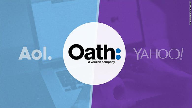 yahoo aol oath