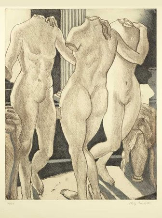 Three Graces Pearlstein
