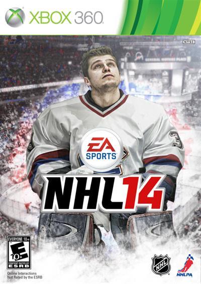 NHL 14 Xbox360 | 7.3 GB