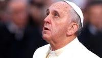 """Papa Francisco minimiza sua popularidade: """"Jesus também foi e terminou na cruz"""""""