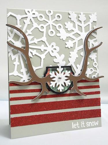 Let it Snow Antlers