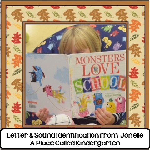 Letter & Sound Identification from Janelle