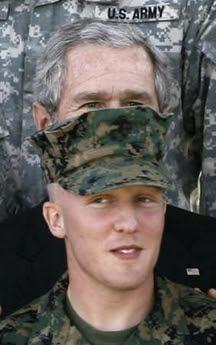 Bush at Fort Benning, 1.11.07   1