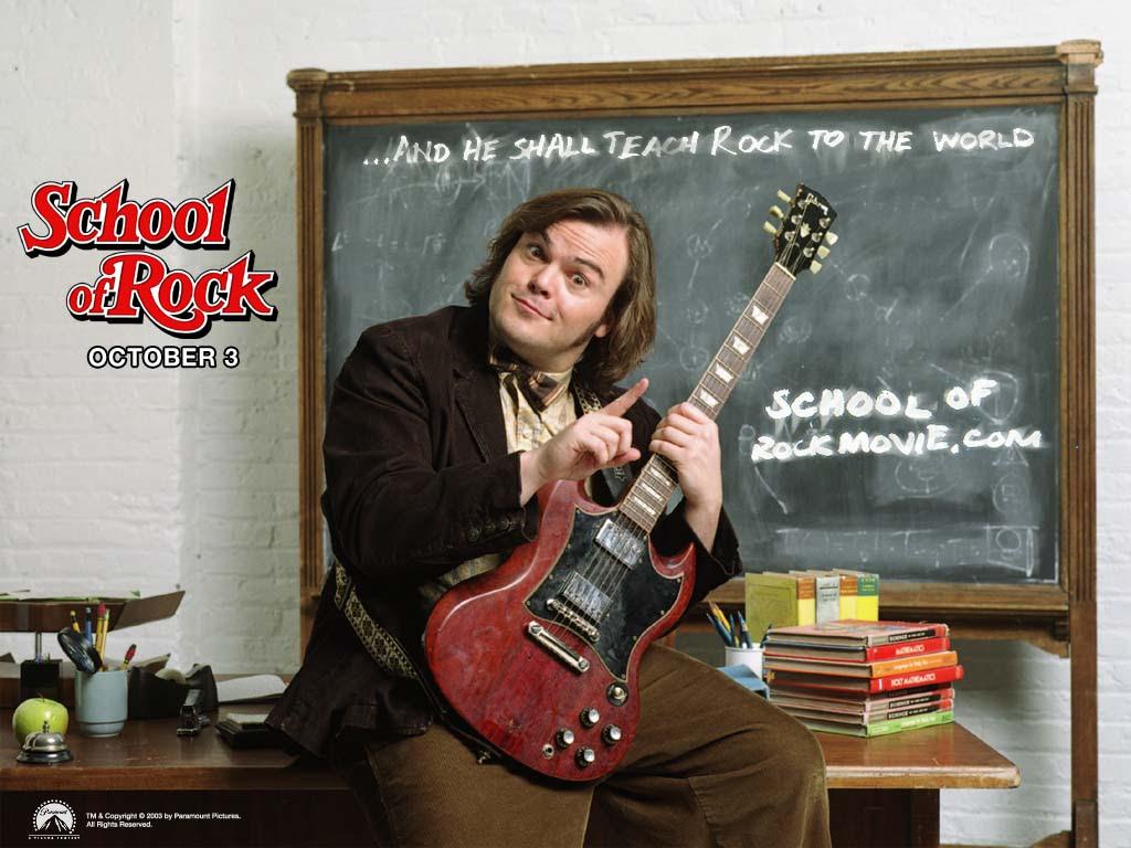 Resultado de imagem para escola de rock filme tumblr