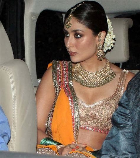 Kareena Kapoor Wedding Pictures With Saif ~ Wallpapers