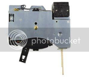 Clock Parts Quartz Pendulum Mechanical Movement