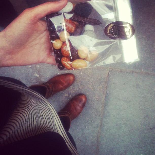 De lekkerste snoepjes!! #Brussel #nomnom