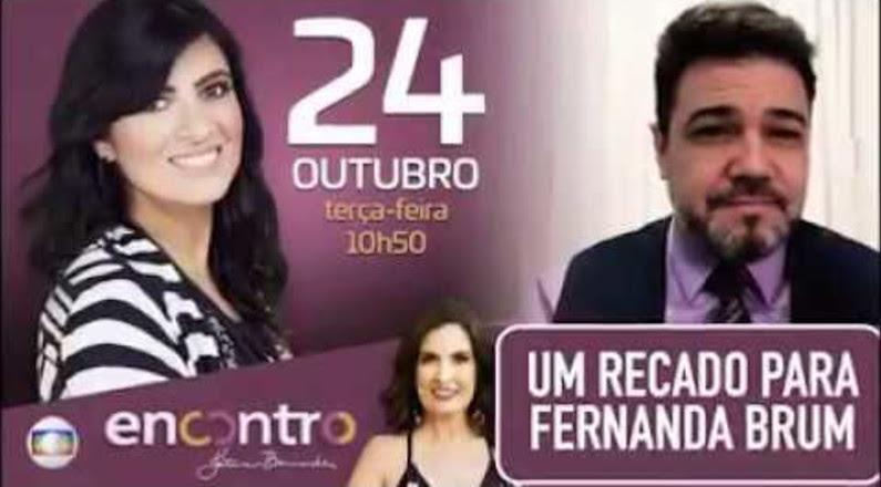 Marco Feliciano Manda Recado para Fernanda Brum