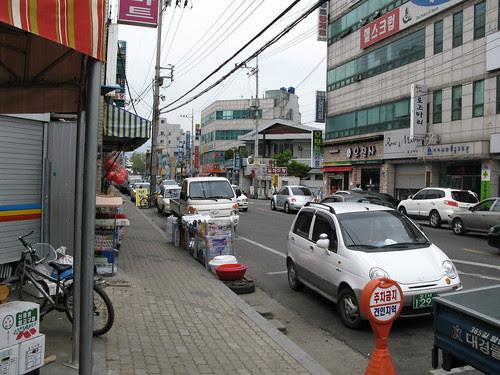 Street in Daegu