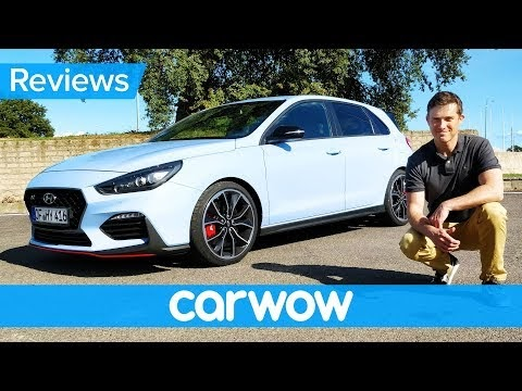 Hyundai i30 N 2018 hot hatch review