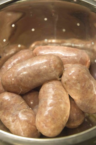 Basic irish Sausages