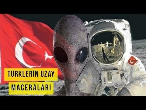 Türklerin Uzay Maceraları ( Video )