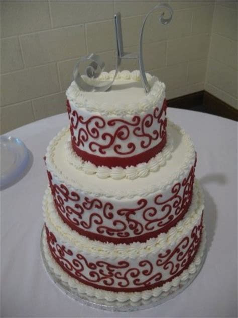 SHOW ME YOUR WALMART WEDDING CAKE!!!