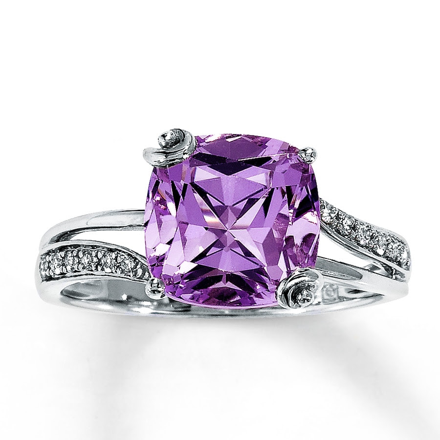 amethyst wedding ring kaia joyas diferencias entre diamantes fancy y piedras de 1294
