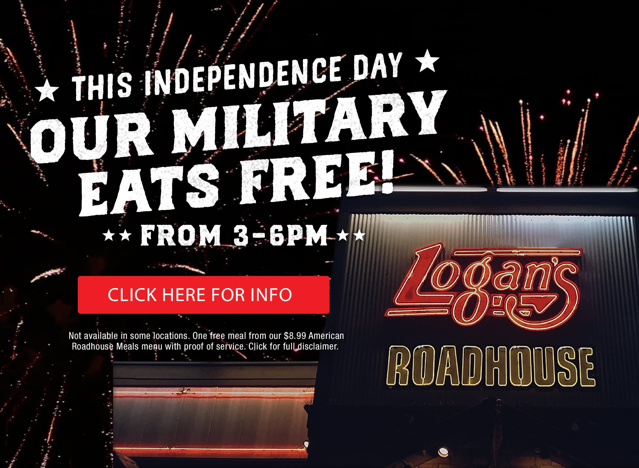 Logans Roadhouse Fontana California