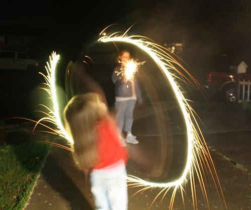 sparklers - mb