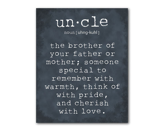 Quotes About Uncle 354 Quotes