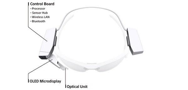 Sony anuncia gadget que torna quaisquer óculos em óculos inteligentes
