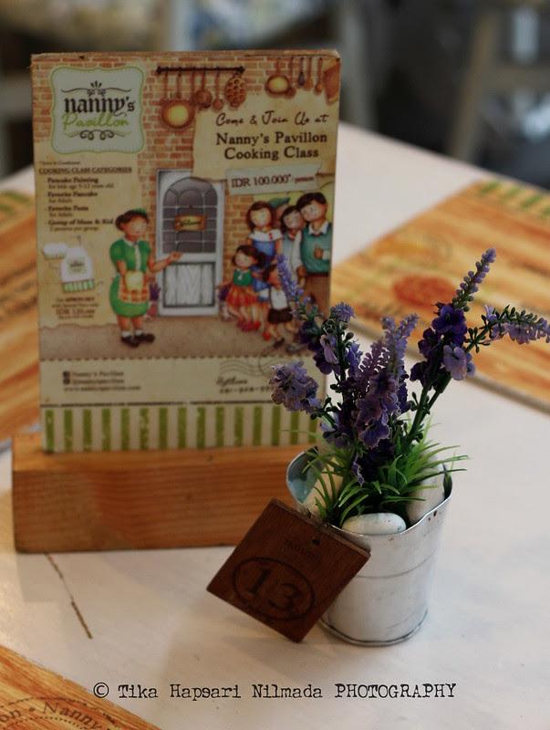 (Resto Review) - Nanny's Pavillon Sewing Room