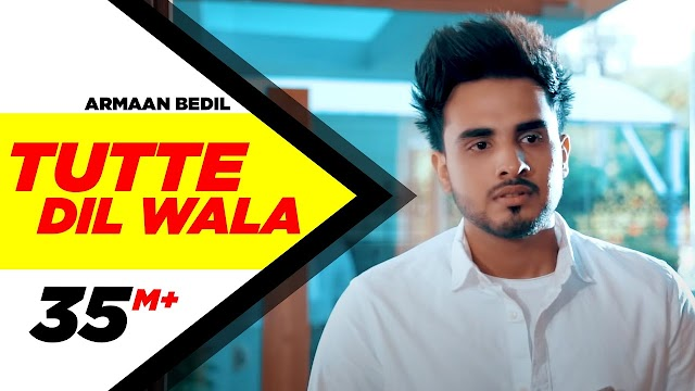 Tutte Dil Wala lyrics - Armaan Bedil ft. Raashi Sood Lyrics - lyrics2021.com