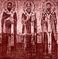 Basil the Great, Gregory of Nazianzus, Gregory of Nyssa