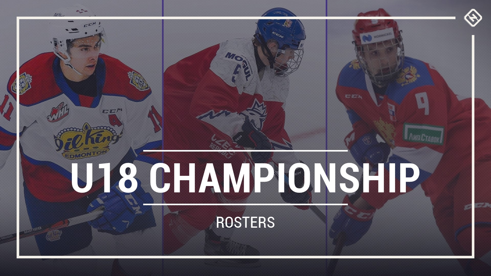 IIHF U18 Men's World Championship 2021: Rosters, NHL draft status, jersey numbers for all 10 teams
