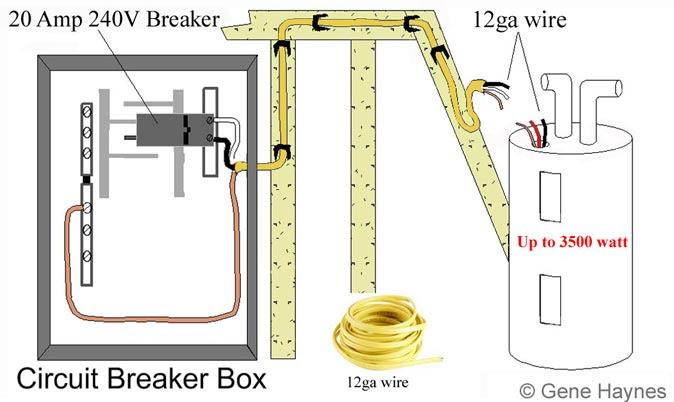 Old Ga Heater Wiring Schematic - Wiring Diagram