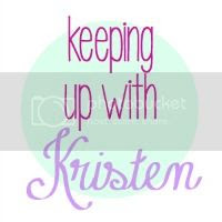 Keeping up with Kristen