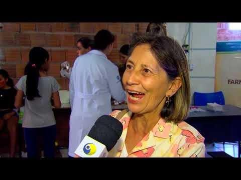 Uniderp leva atendimentos à comunidade do Nova Lima