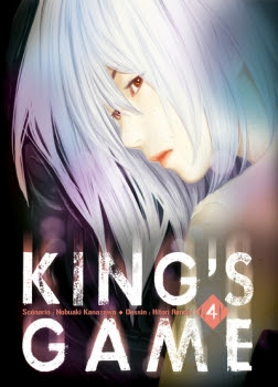 Couverture King's Game, tome 4