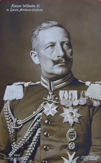 Kaiser Wilhelm II In