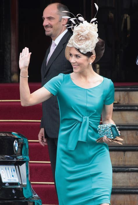 Pictures of Princess Mary and Prince Frederik of Denmark