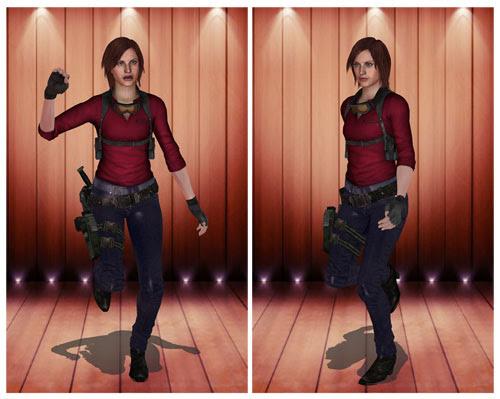 MMD Claire Rescuer