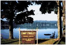 [Photo of Camp Findley]