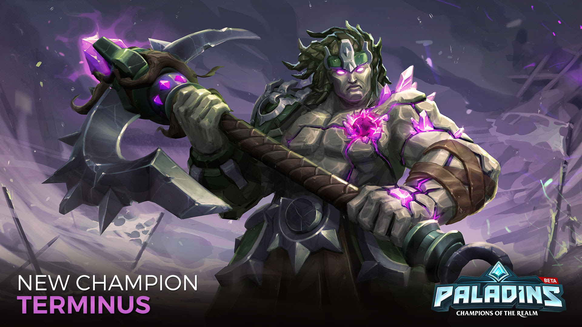 Paladins: Champions of the Realm