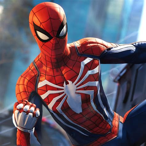wallpaper spider man playstation    games