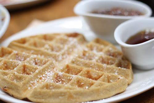 Sera's Signature Waffle