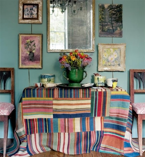thatbohemiangirl:  My Bohemian Home