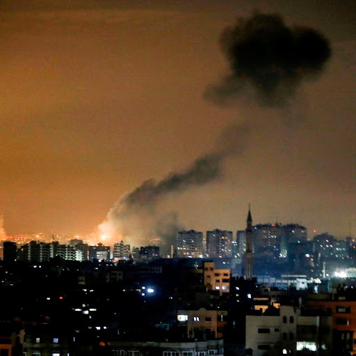 Avatar of Israel army strikes Gaza after rockets launched at southern communities