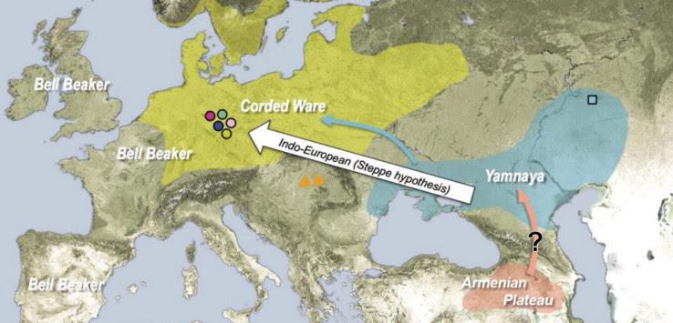 Indo-European-Homeland-hypothesis